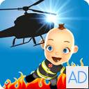 Baby Firefighter: Fireman Hero