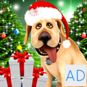 Dog Advent Calendar for Xmas