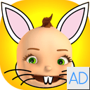 Easter Bunny Yourself - 3D Fun