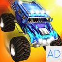 Monster Truck Stunt Speed Race