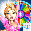 Princess Angela Games Wheel