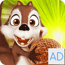 Squirrel Run 4D - Hazel Fun
