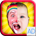 2 Face Maker: Fun Photo Editor