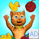 Cat Story With Leos Fun Toys